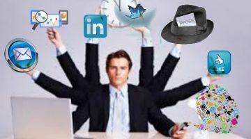 sendible dashboard makes digital PR easy to implement