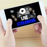 Facebook Live streaming video