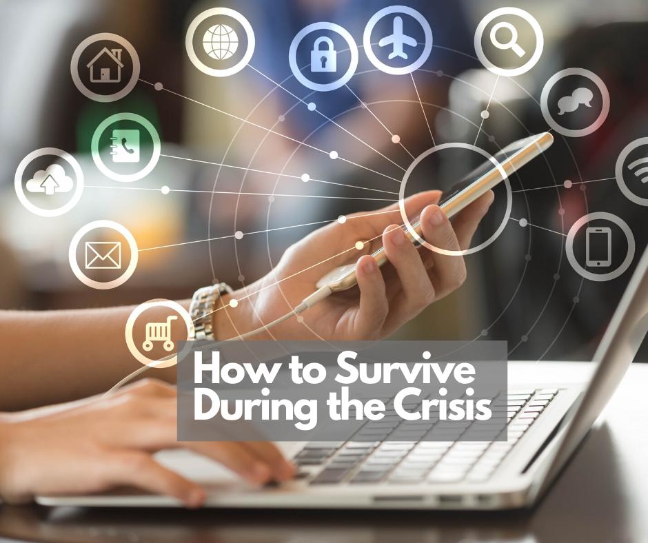 Social Media survive crisis