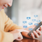 social media content in a crisis