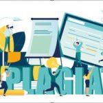 plagiarism online content